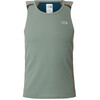 The North Face M's GTD Singlet Laurel Wreath Green/Deep Teal Green